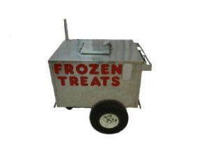 Hot Dog Warmer / Freezer Box