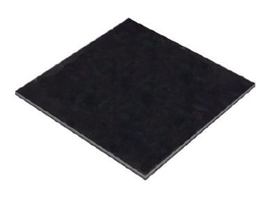 High-Gloss Black Dance Floor