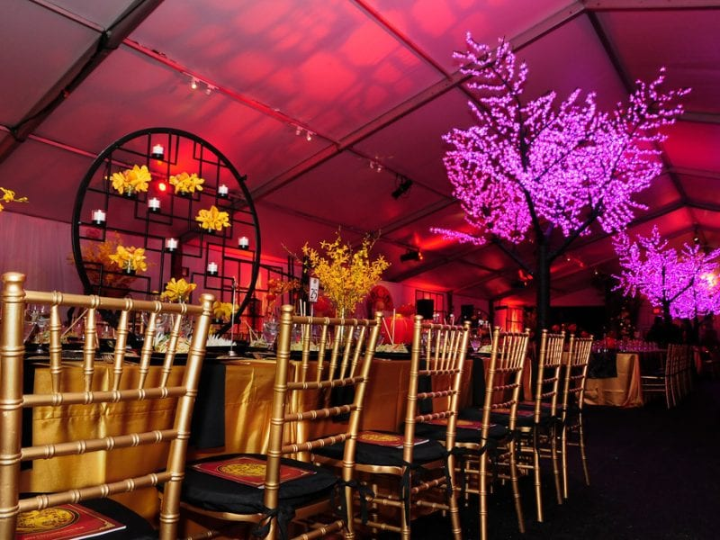 Theatrical Staging and Lighting