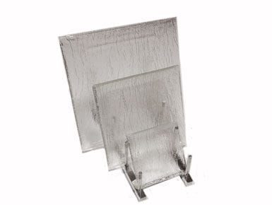 Etched Glass - Square