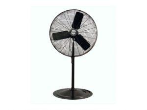 "30"" pedestal fan. Needs power"