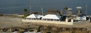 Beachside Party tents