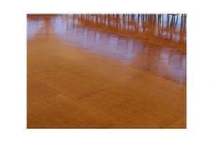 Custom Built Wood Dance Floor