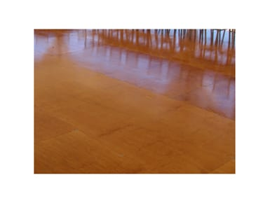 Custom Built Wood Dance Floor